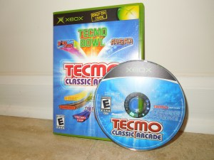 This original XBox game disc can be played on the XBOX360 if you have a hard drive and the proper updates.