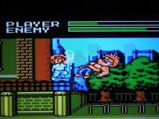 Some of Cody's moves have been borrowed from Street Fighter II.
