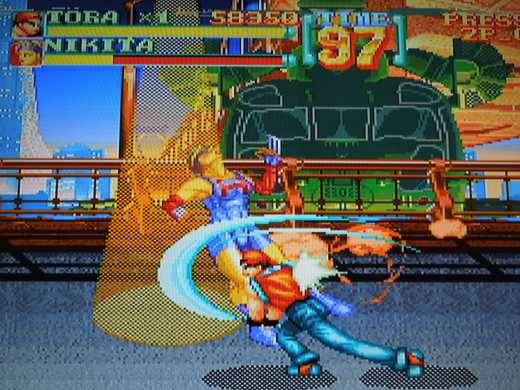 Each character has a special attack that is nearly impossible for enemies to avoid.