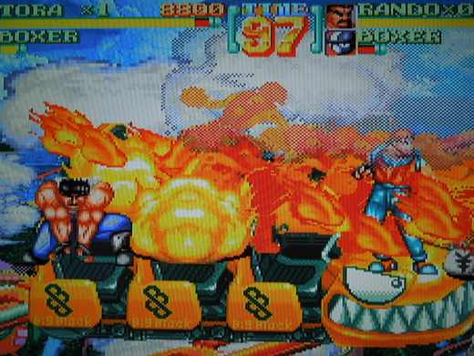Nekketsu Oyako for the Sega Saturn