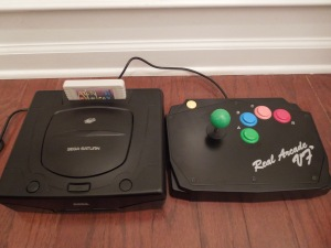 The 'Dash' is approximately the same size and weight as the Saturn console.