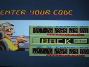 You'll get a 4-digit passcode at the beginning of each level.