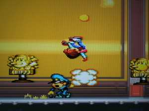 You'll face all sorts of strange enemies and obstacles throughout the game.