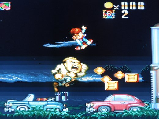 Super Back to the Future, Part II for the Super Famicom