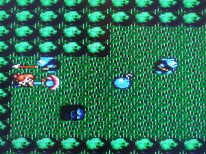 The game is a re-make of the original NES Legend of Zelda, although there are many noticeable differences.