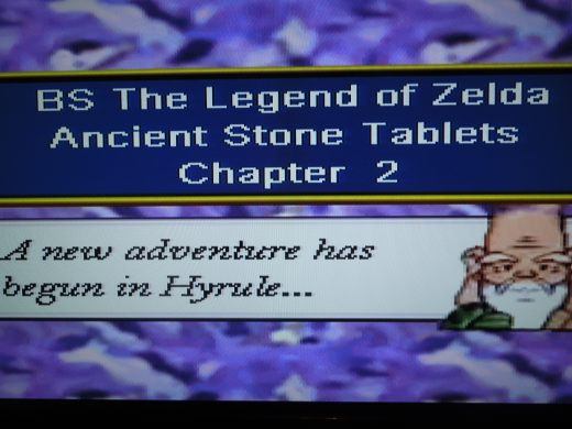 Ancient Stone Tablets, Chapter 2 for SNES