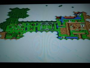 In Chapter 2, you have a larger portion of the Overworld to explore.
