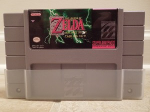 Playing Ancient Stone Tablets, Chapter 2 on an actual SNES console is awesome.