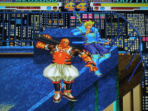 Sengoku 3 for Neo Geo AES.