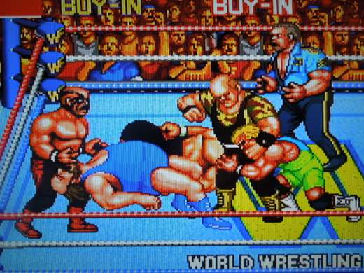 WWF WrestleFest for the Arcade