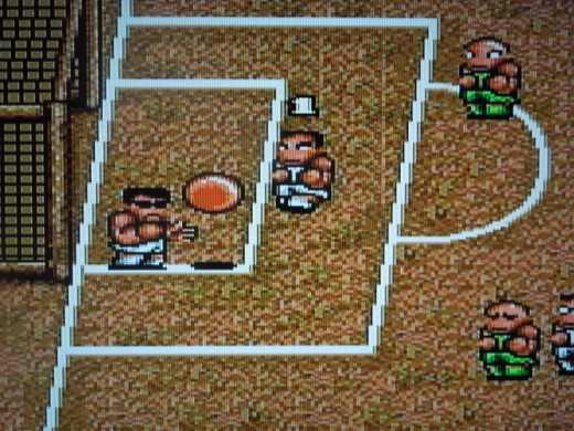 PC Soccer Hen for the PC Engine.
