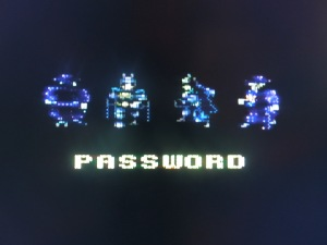 A password system is more than welcome in Batman.