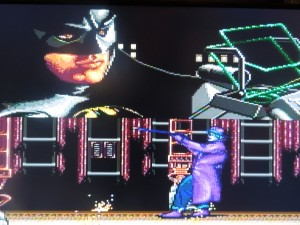 Cutscenes from the movie occur between levels.