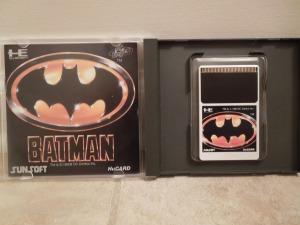 Batman was only released in Japan.