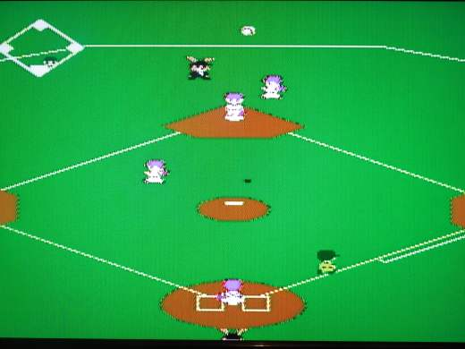 Play an 11 game Season in Bad News Baseball - win them all and you'll be World Champion.