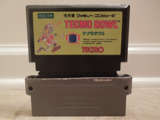 Tecmo Bowl Japan for the Famicom