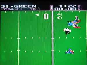 Like using Chicago's Dennis Gentry on kickoff returns?  Well forget it, because in TB Japan, he's been replaced by the slower Mark Green.