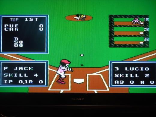 Little League Baseball for NES