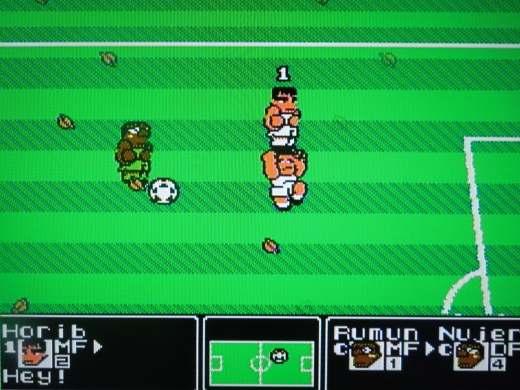 Nekketsu Soccer League for NES
