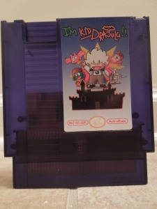 I'm Kid Dracula was originally only available for the Famicom in Japan.