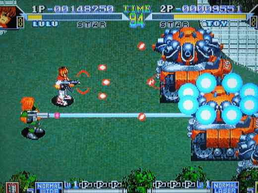 Shock Troopers: 2nd Squad for the Neo Geo AES