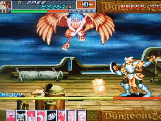 The bosses in Shadow over Mystara are as diversified as they are incredible-looking.