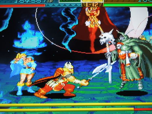 Dungeons & Dragons: Shadow over Mystara for the Sega Saturn