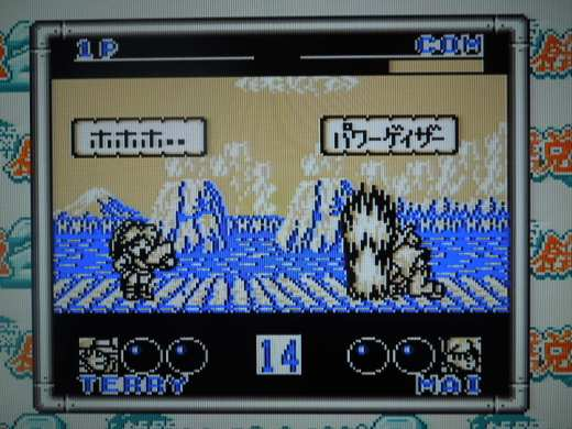 Fatal Fury 2 for the  Game Boy is far from a terrible game.