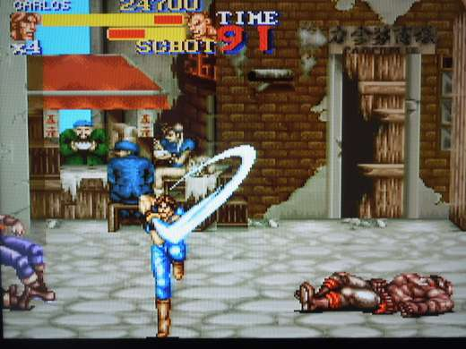 Final Fight 2 for the Super Famicom