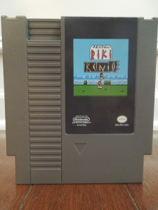 Originally, released only for the Famicom, Riki Kunio has now been translated and can be played on your NES.