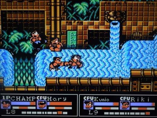 Probably a 1 of a kind fighting game for the NES.  Absolutely worth checking out.