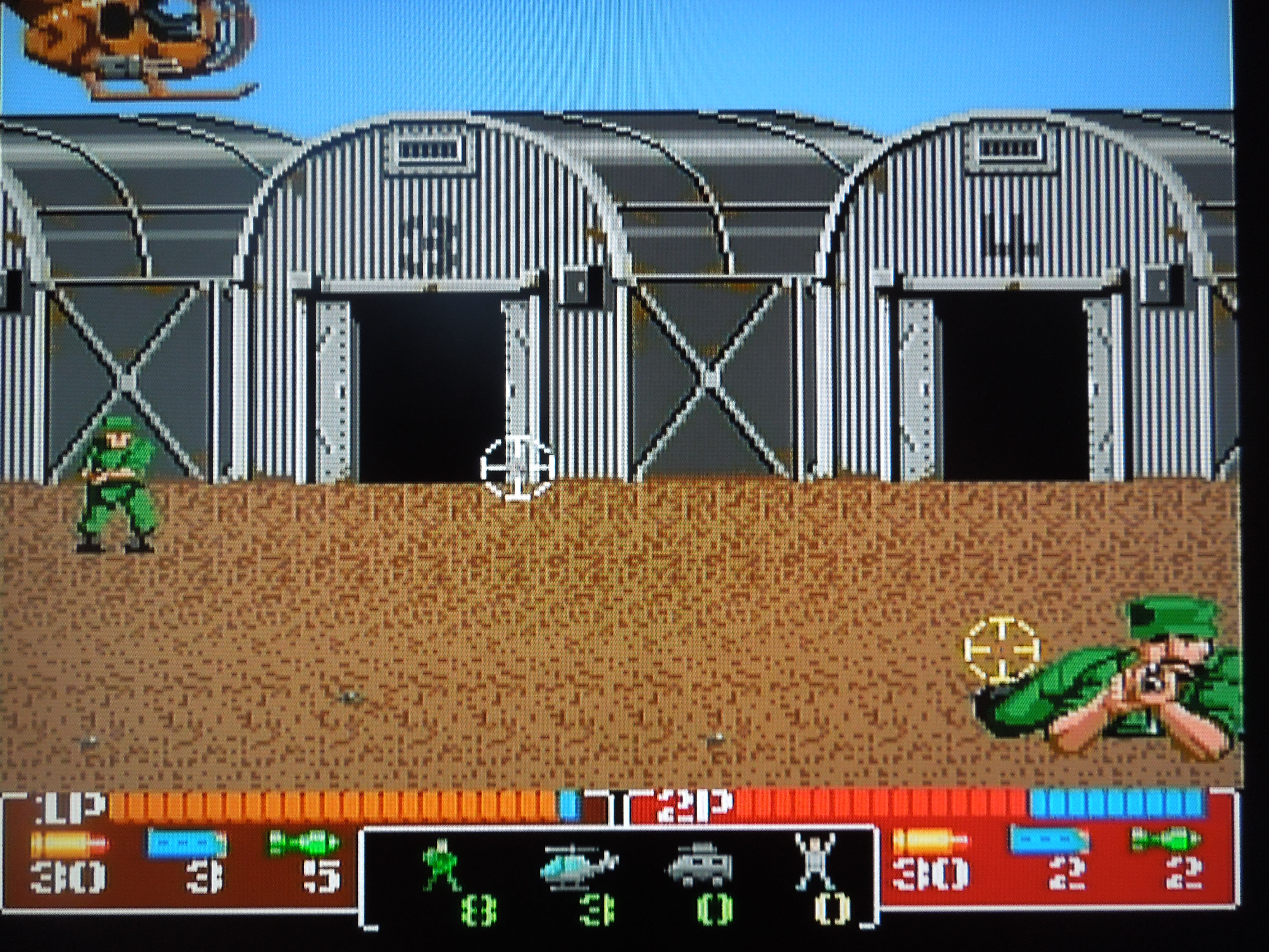 Operation Wolf PC Engine Review | Obscure Video Games