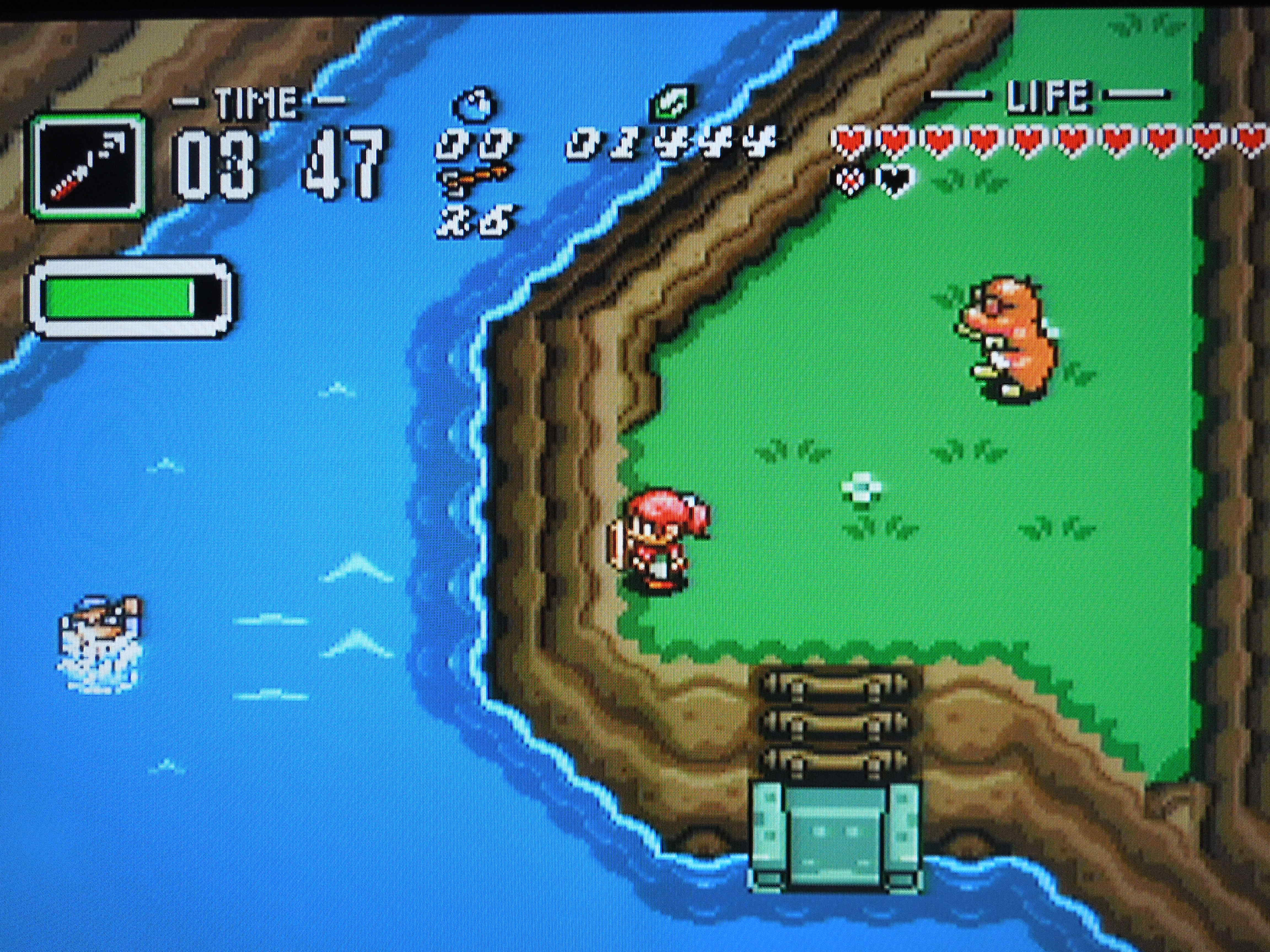 SNES – BS Legend of Zelda: Ancient Stone Tablets, Chapter 3