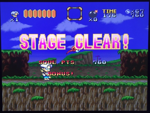 SNES – Go! Go! Ackman | Obscure Video Games