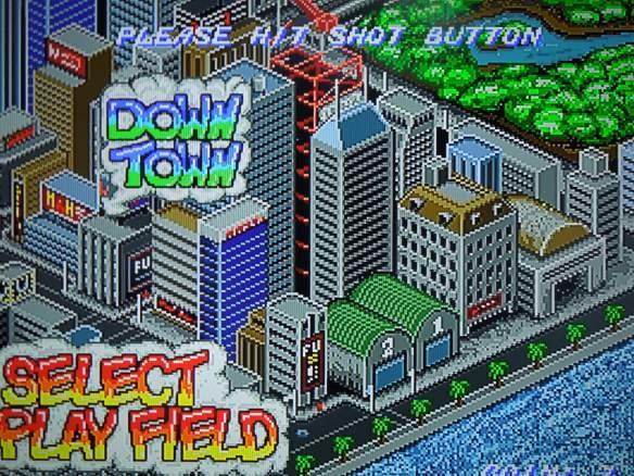 Arcade – Punk Shot | Obscure Video Games
